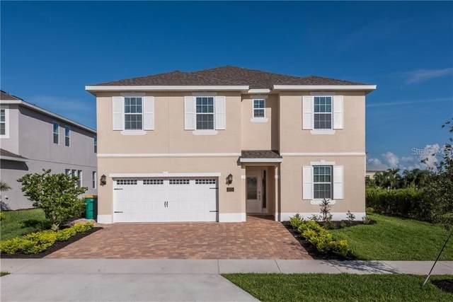 201 Falls Drive, Kissimmee, FL 34747 (MLS #O5884564) :: Griffin Group