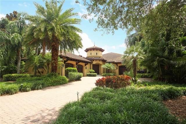 9316 Isleworth Gardens Drive, Windermere, FL 34786 (MLS #O5884609) :: Your Florida House Team
