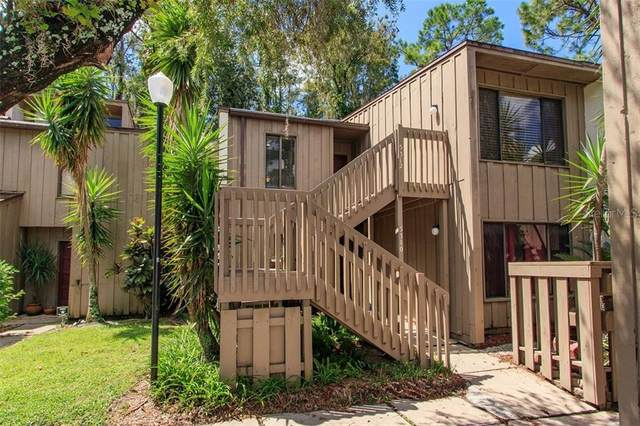 5312 Indian Creek Drive #70, Orlando, FL 32811 (MLS #O5884619) :: Team Buky