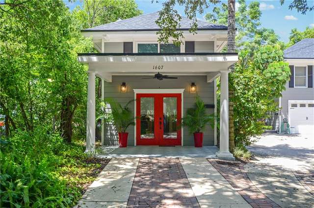 1607 E Ridgewood Street, Orlando, FL 32803 (MLS #O5884678) :: Your Florida House Team
