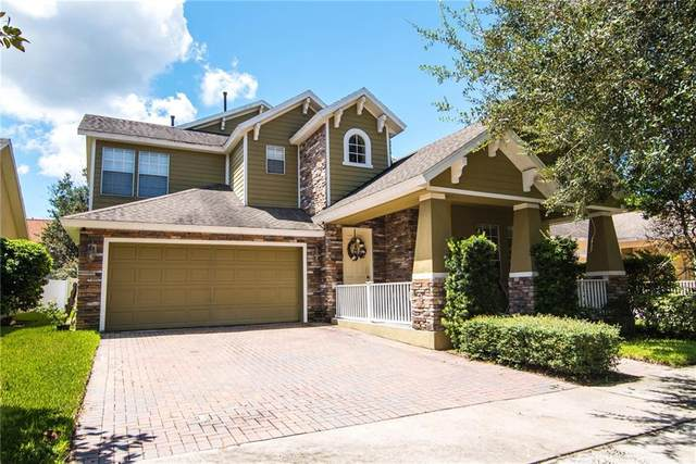 14636 Old Thicket Trace, Winter Garden, FL 34787 (MLS #O5884809) :: Florida Real Estate Sellers at Keller Williams Realty