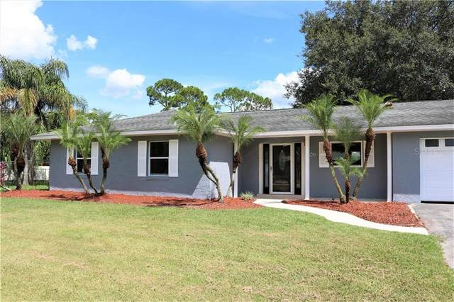 309 Spring Lake Boulevard, Sebring, FL 33876 (MLS #O5884870) :: Team Bohannon Keller Williams, Tampa Properties