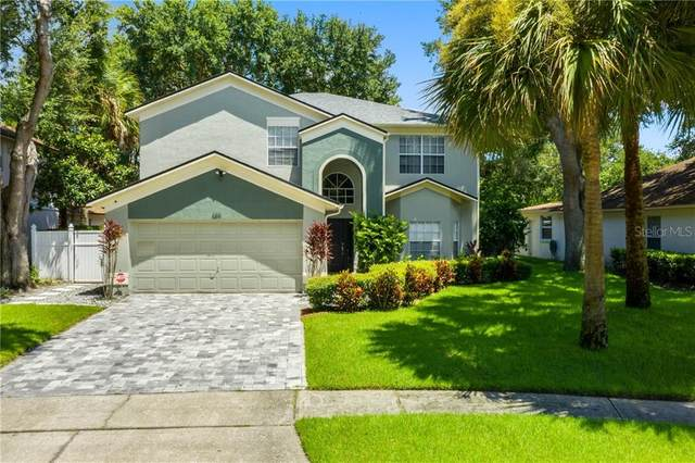 1411 Chapel Ridge Drive, Ocoee, FL 34761 (MLS #O5884913) :: Florida Real Estate Sellers at Keller Williams Realty