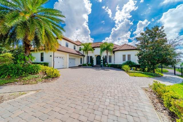 6453 Lake Burden View Drive, Windermere, FL 34786 (MLS #O5884963) :: Dalton Wade Real Estate Group
