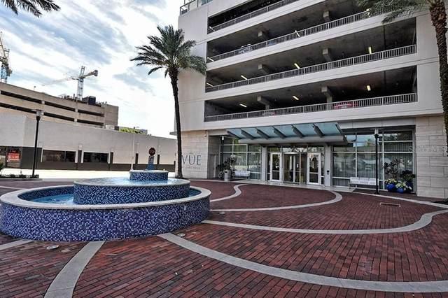 150 E Robinson Street #605, Orlando, FL 32801 (MLS #O5884991) :: Your Florida House Team