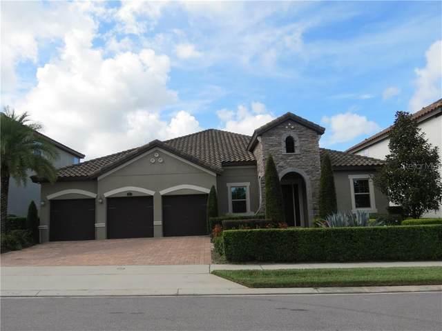 16554 Raven Rock Place, Winter Garden, FL 34787 (MLS #O5885038) :: Your Florida House Team