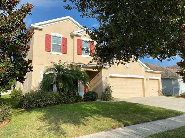 1211 Parker Den Drive, Ruskin, FL 33570 (MLS #O5885142) :: Homepride Realty Services