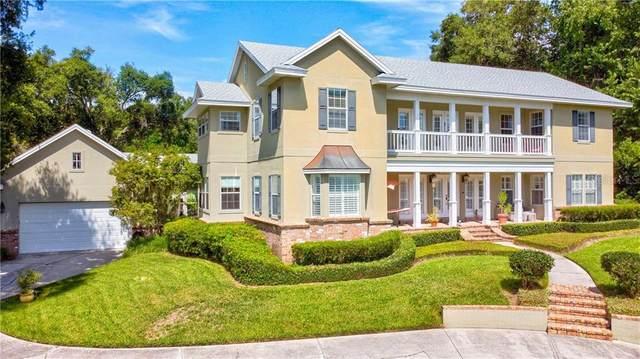 1504 Fahnstock Street, Eustis, FL 32726 (MLS #O5885157) :: Griffin Group