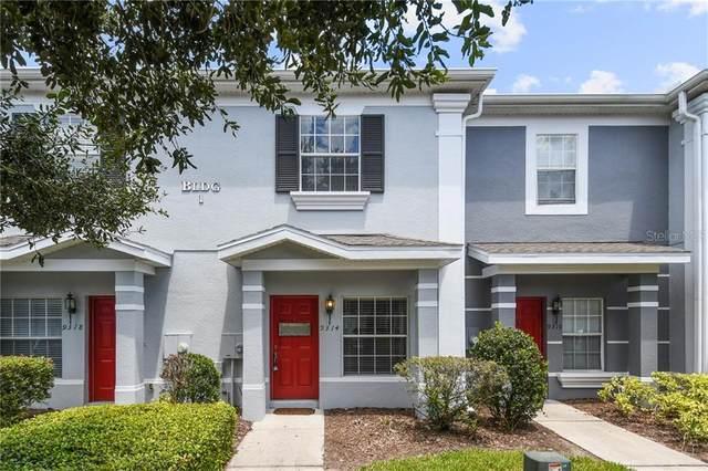 9314 Flowering Cottonwood Road #4, Orlando, FL 32832 (MLS #O5885172) :: Pristine Properties