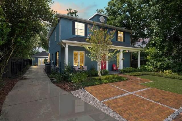 438 Woodland Street, Orlando, FL 32806 (MLS #O5885272) :: Your Florida House Team