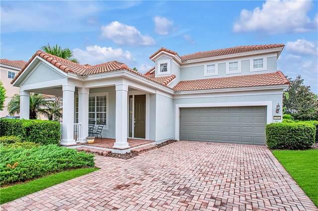 11862 Fiore Drive, Orlando, FL 32827 (MLS #O5885354) :: The Light Team