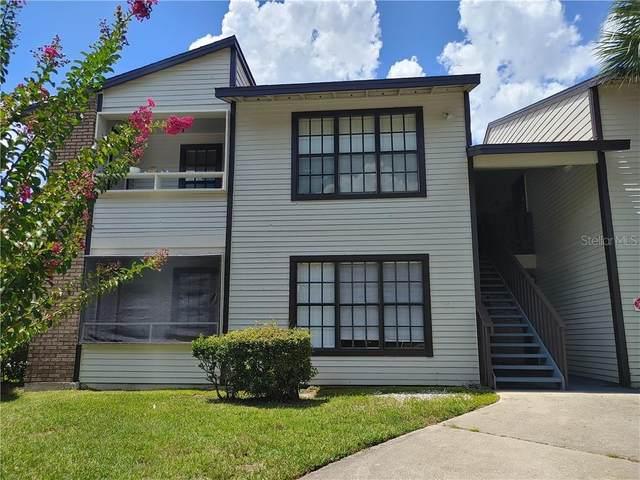 4615 Cason Drive #821, Orlando, FL 32811 (MLS #O5885605) :: Cartwright Realty