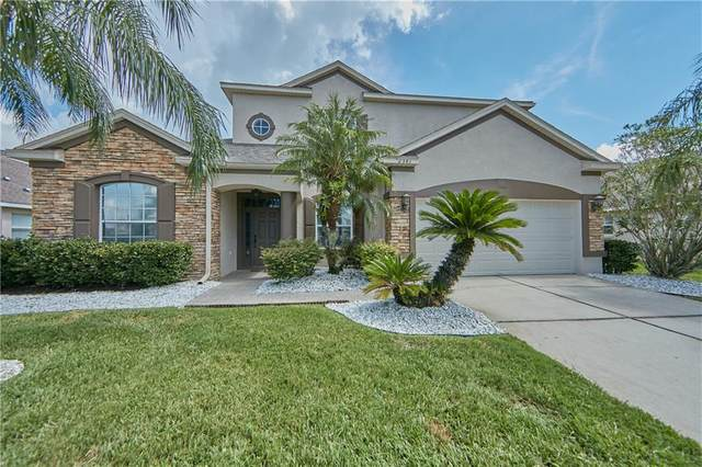 2381 The Oaks Boulevard, Kissimmee, FL 34746 (MLS #O5885952) :: KELLER WILLIAMS ELITE PARTNERS IV REALTY