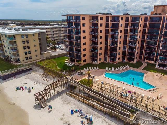 4141 S Atlantic Avenue #505, New Smyrna Beach, FL 32169 (MLS #O5886534) :: Team Buky