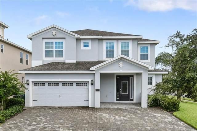 7606 Mackinaw Lane, Kissimmee, FL 34747 (MLS #O5886647) :: Team Bohannon Keller Williams, Tampa Properties