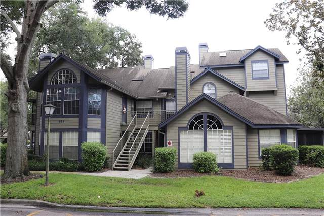 954 Forest Ridge Court #202, Lake Mary, FL 32746 (MLS #O5886847) :: The Light Team
