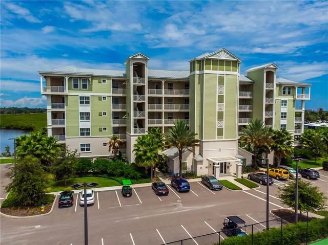 5 N Riverwalk Drive #504, New Smyrna Beach, FL 32169 (MLS #O5886894) :: BuySellLiveFlorida.com