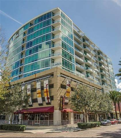 101 S Eola Drive #1112, Orlando, FL 32801 (MLS #O5886946) :: The Light Team