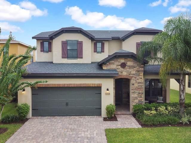 1008 Fountain Coin Loop, Orlando, FL 32828 (MLS #O5887286) :: Team Bohannon Keller Williams, Tampa Properties