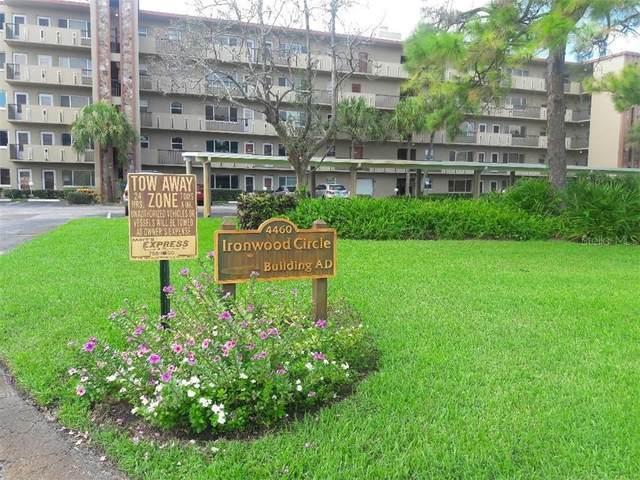 4460 Ironwood Circle 406A, Bradenton, FL 34209 (MLS #O5887425) :: KELLER WILLIAMS ELITE PARTNERS IV REALTY
