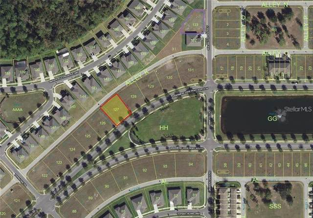 2571 Grasmere View Parkway N, Kissimmee, FL 34746 (MLS #O5887545) :: Zarghami Group
