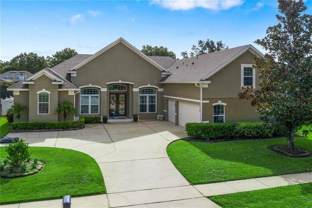 3805 Greystone Legend Place, Oviedo, FL 32765 (MLS #O5887601) :: Rabell Realty Group