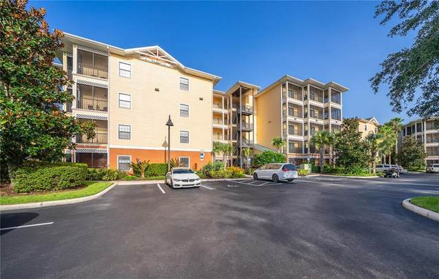 3050 Pirates Retreat Court #405, Kissimmee, FL 34747 (MLS #O5887696) :: The Light Team