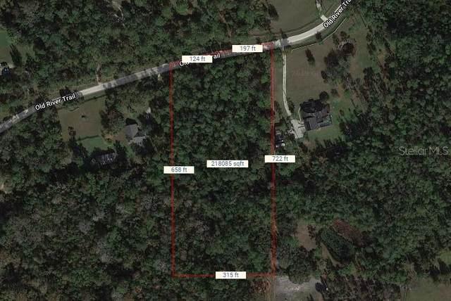 Old River Trail, Chuluota, FL 32766 (MLS #O5887765) :: Vacasa Real Estate