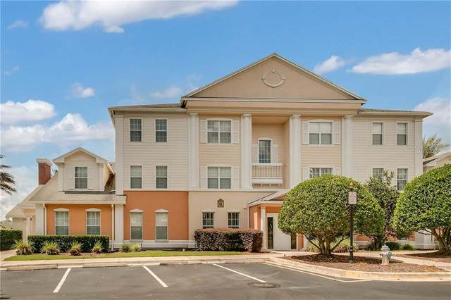 7643 Heritage Crossing Way #301, Reunion, FL 34747 (MLS #O5887868) :: RE/MAX Premier Properties