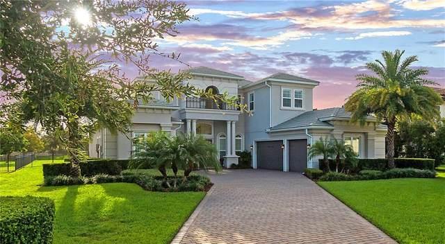 11719 Waterstone Loop Drive, Windermere, FL 34786 (MLS #O5888060) :: Bustamante Real Estate