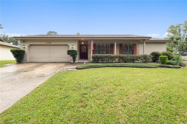 113 Lyndhurst Drive, Longwood, FL 32779 (MLS #O5888138) :: Mark and Joni Coulter | Better Homes and Gardens