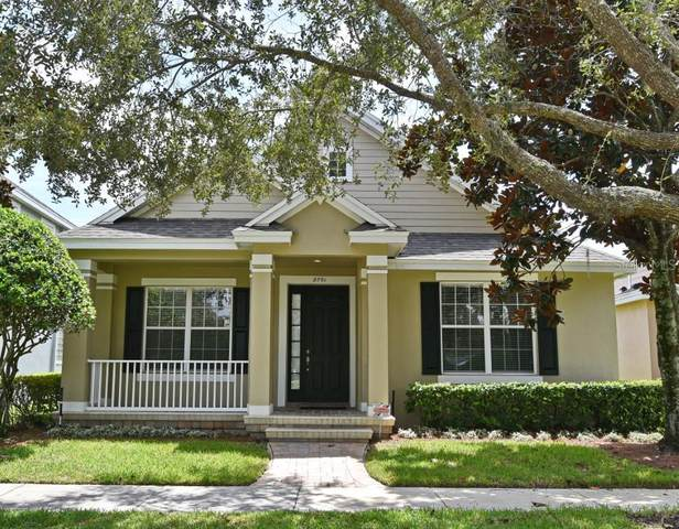 8791 Coco Plum Place, Orlando, FL 32827 (MLS #O5888865) :: The Kardosh Team