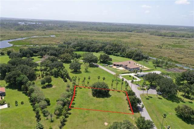 Royal Palm Drive, Groveland, FL 34736 (MLS #O5889049) :: Sarasota Home Specialists