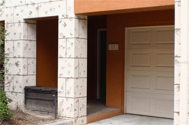 6111 Metrowest Boulevard #103, Orlando, FL 32835 (MLS #O5889177) :: Gate Arty & the Group - Keller Williams Realty Smart