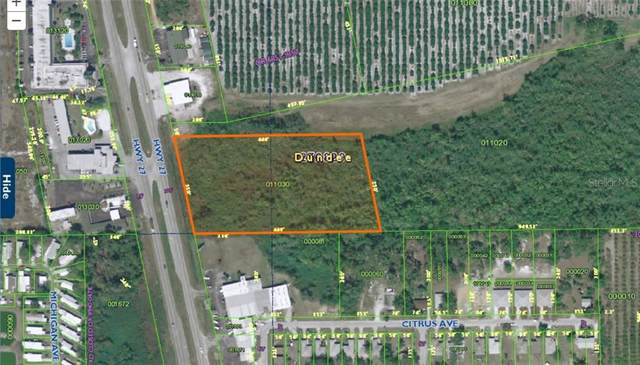 Us Highway 27, Dundee, FL 33838 (MLS #O5889576) :: Rabell Realty Group