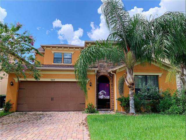 969 Fountain Coin Loop, Orlando, FL 32828 (MLS #O5889739) :: Team Bohannon Keller Williams, Tampa Properties