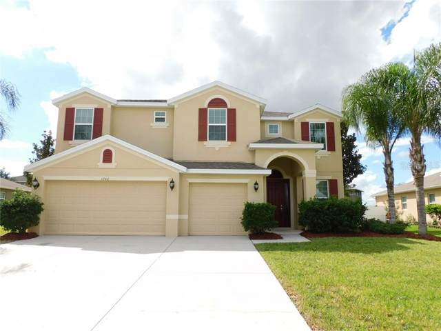 1240 Sharptank Court, Apopka, FL 32712 (MLS #O5889909) :: The Duncan Duo Team