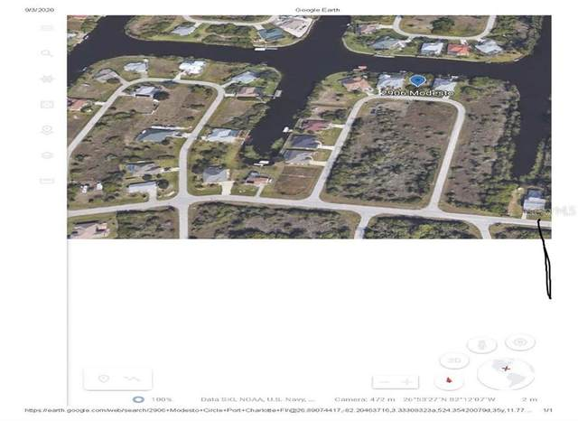 9506 Modesto Circle, Port Charlotte, FL 33981 (MLS #O5890000) :: Heckler Realty