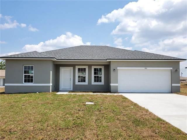 731 Paris Drive, Kissimmee, FL 34759 (MLS #O5890349) :: Pepine Realty