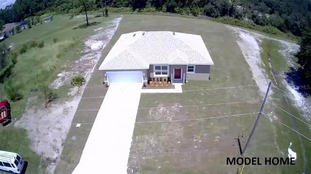 142 Inconnu Court, Poinciana, FL 34759 (MLS #O5890571) :: Bustamante Real Estate