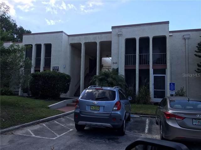 542 Orange Drive #13, Altamonte Springs, FL 32701 (MLS #O5890611) :: The Heidi Schrock Team