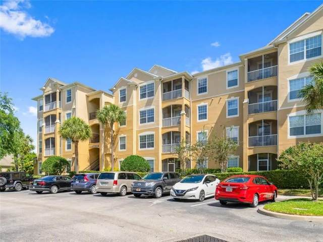7675 Comrow Street #404, Kissimmee, FL 34747 (MLS #O5890630) :: Alpha Equity Team