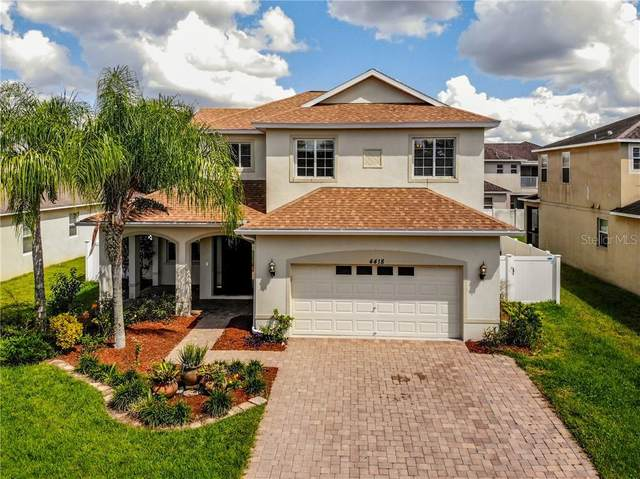 4418 Olympia Court, Clermont, FL 34714 (MLS #O5890832) :: The Duncan Duo Team