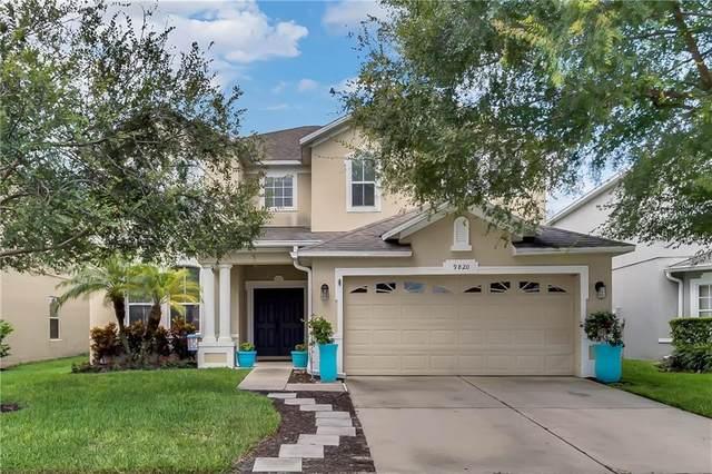 9820 Heron Pointe Drive, Orlando, FL 32832 (MLS #O5891079) :: GO Realty