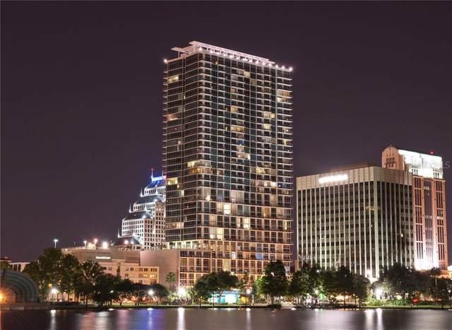 150 E Robinson Street #1805, Orlando, FL 32801 (MLS #O5891223) :: Premium Properties Real Estate Services