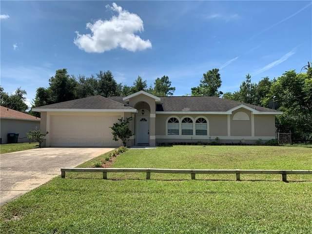 3121 Roland Drive, Deltona, FL 32738 (MLS #O5891830) :: Delgado Home Team at Keller Williams