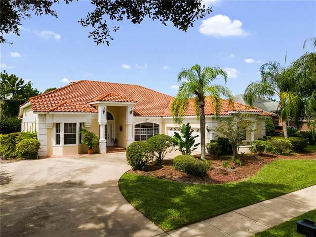 2502 Lielasus Drive, Orlando, FL 32835 (MLS #O5892014) :: Frankenstein Home Team