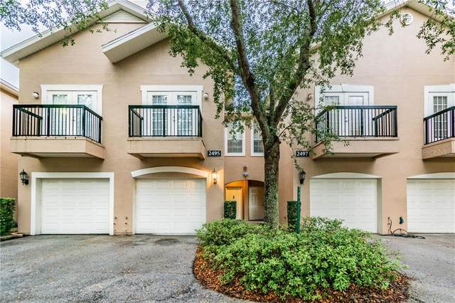 2495 Lancien Court #6, Orlando, FL 32826 (MLS #O5892064) :: Team Pepka