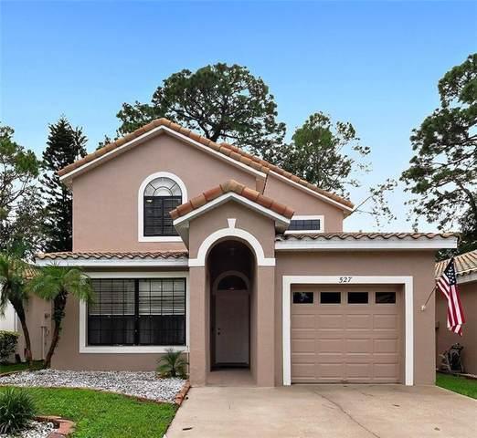 527 Via Del Oro Dr, Altamonte Springs, FL 32714 (MLS #O5892252) :: Griffin Group