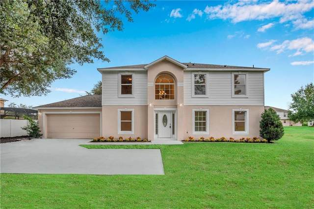 1345 Banbridge Drive, Kissimmee, FL 34758 (MLS #O5892275) :: Bustamante Real Estate